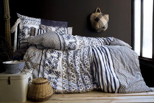 Комплект постельного белья Issimo Home RANFORCE BREZZA хлопковый ранфорс 1,5 спальный, фото, фотография