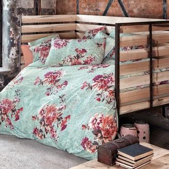 Комплект постельного белья Issimo Home RANFORCE FLORET хлопковый ранфорс