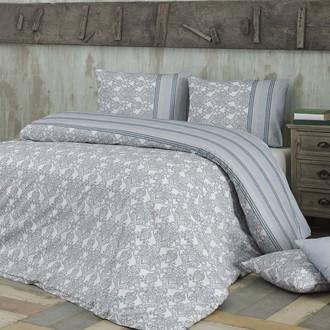 Комплект постельного белья Issimo Home RANFORCE HELEN хлопковый ранфорс