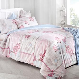 Комплект постельного белья Issimo Home RANFORCE PASTORAL хлопковый ранфорс