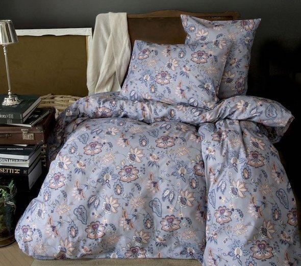 Комплект постельного белья Issimo Home RANFORCE PERVIN хлопковый ранфорс евро, фото, фотография