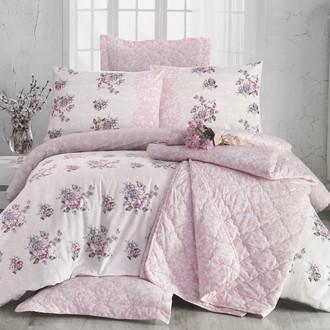 Комплект постельного белья Issimo Home RANFORCE ROSELLE хлопковый ранфорс