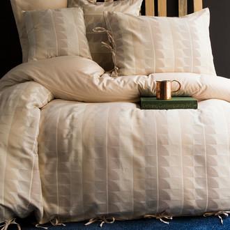 Комплект постельного белья Issimo Home FARAH хлопковый пестротканный сатин делюкс