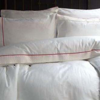 Комплект постельного белья Issimo Home LARINA хлопковый сатин делюкс оранжевый