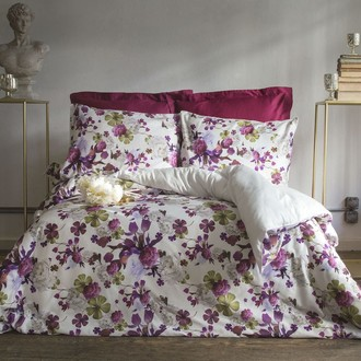 Комплект постельного белья Issimo Home SATIN KALINA хлопковый сатин делюкс