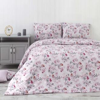 Комплект постельного белья Issimo Home RANFORCE JASMINE хлопковый ранфорс