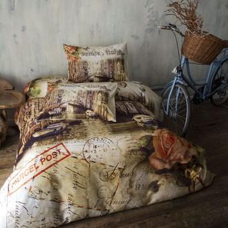 Комплект постельного белья Issimo Home RANFORCE VENICE хлопковый ранфорс