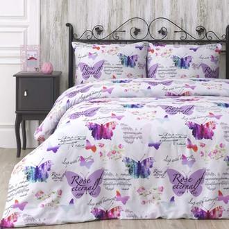 Комплект постельного белья Issimo Home RANFORCE VIEN хлопковый ранфорс
