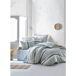 Постельное белье Cotton Box MODE LINE RIHANNA хлопковый ранфорс мятный 1,5 спальный