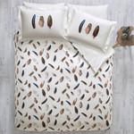 Постельное белье Tivolyo Home GALA хлопковый сатин делюкс кремовый евро, фото, фотография