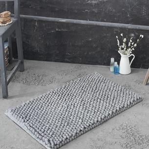 Коврик Modalin TRENDY хлопок/полиэстер светло-серый 50х80