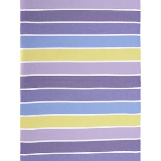 Полотенце пештемаль для пляжа, сауны, бани Begonville CLASSIC HALEY хлопок (purple riot)