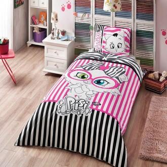 Комплект детского постельного белья TAC PISI FASHION хлопковый ранфорс