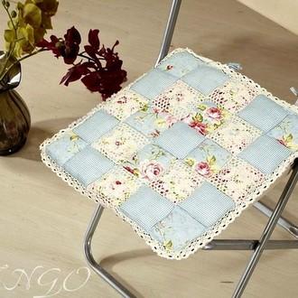 Подушка-сидушка для стула Tango 18006-13 хлопковая бязь