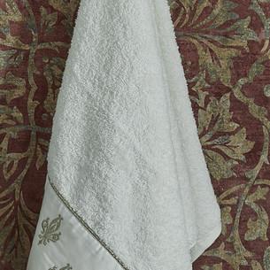 Полотенце для ванной в подарочной упаковке Ecocotton ASLISAH органический хлопок кремовый 80х150
