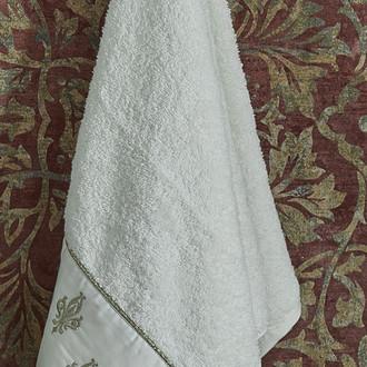 Полотенце для ванной в подарочной упаковке Ecocotton ASLISAH органический хлопок (кремовый)