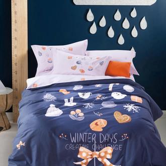 Комплект постельного белья Tango MOMAE43 хлопковая фланель