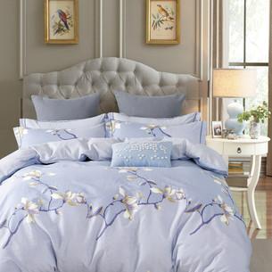 Постельное белье Tango TWILL 419 хлопковый сатин 1,5 спальный