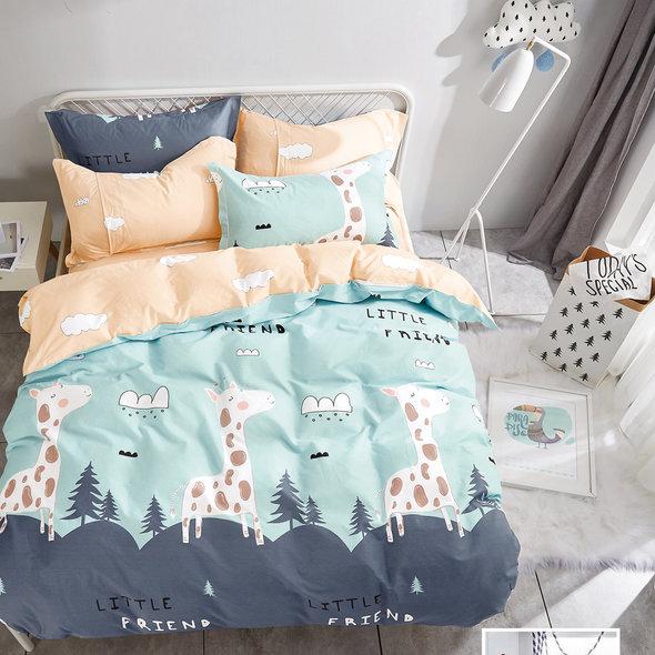 Постельное белье детское Tango TWILL 412 хлопковый сатин 1,5 спальный, фото, фотография
