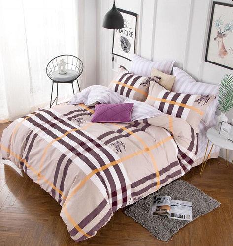 Постельное белье Tango TWILL 439 хлопковый сатин 2-х спальный (нав. 50х70), фото, фотография