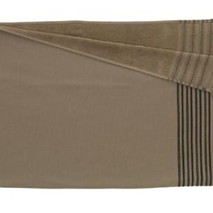 Полотенце-палантин пештемаль Buldan's IBIZA хлопок коричневый 90х160