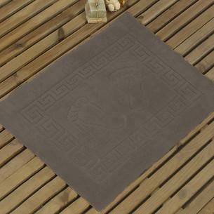 Коврик Karna LIKYA полиэстер коричневый 50х70