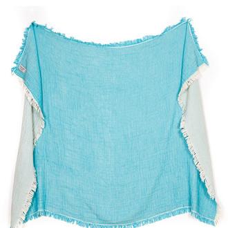 Плед Begonville TROY хлопок turquoise