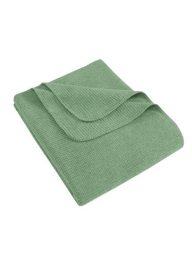 Плед Karna OSLO зелёный 130х170, фото, фотография