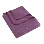 Плед Karna OSLO фиолетовый 130х170, фото, фотография