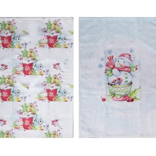 Набор кухонных полотенец Hobby Home Collection ПОДАРОК махра V15