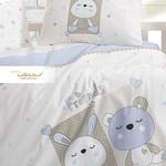 Постельное белье для новорожденных Istanbul Home Collection FRIENDS синий, фото, фотография