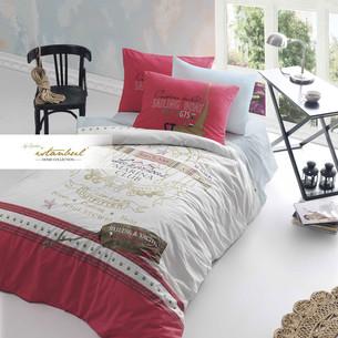 Детское постельное белье Istanbul Home Collection GENC RANFORCE MARINA хлопковый ранфорс 1,5 спальный