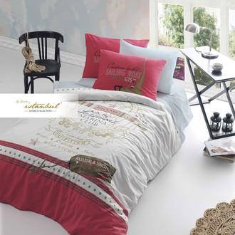 Детское постельное белье Istanbul Home Collection GENC RANFORCE MARINA хлопковый ранфорс