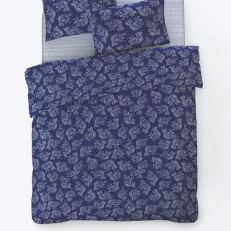 Постельное белье Istanbul Home Collection FANCY ALIZE ранфорс синий евро
