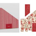 Постельное белье Istanbul Home Collection FANCY BOHEM ранфорс красный евро, фото, фотография