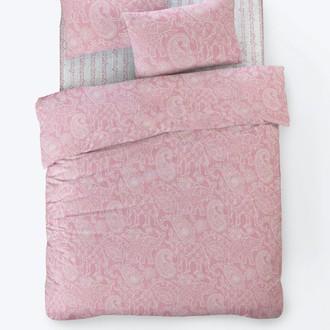Постельное белье Istanbul Home Collection FANCY BOHEM ранфорс розовый