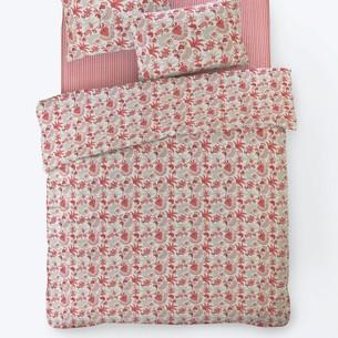 Постельное белье Istanbul Home Collection FANCY OTTOMAN ранфорс красный 1,5 спальный