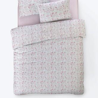 Постельное белье Istanbul Home Collection FANCY OTTOMAN ранфорс розовый