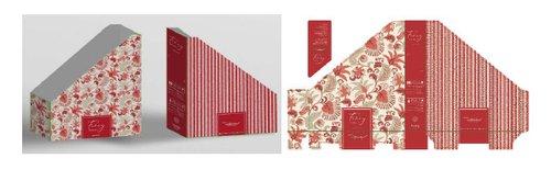 Постельное белье Istanbul Home Collection FANCY TIFFANY ранфорс красный евро, фото, фотография