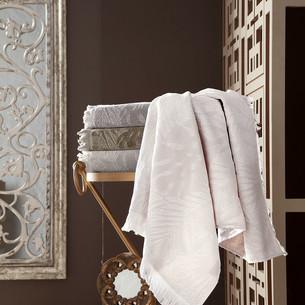 Набор полотенец для ванной 4 шт. Pupilla MIGEL хлопковый велюр 50х90