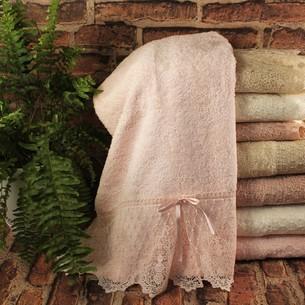 Набор полотенец для ванной 4 шт. Pupilla MARLA хлопковая махра 50х90