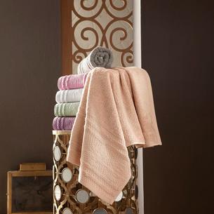 Набор полотенец для ванной 6 шт. Pupilla BIANCA бамбуковая махра 70х140