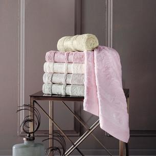 Набор полотенец для ванной 6 шт. Pupilla CLASS бамбуковая махра 70х140