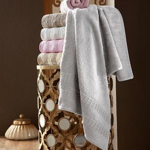 Набор полотенец для ванной 6 шт. Pupilla DESTINA бамбуковая махра 70х140