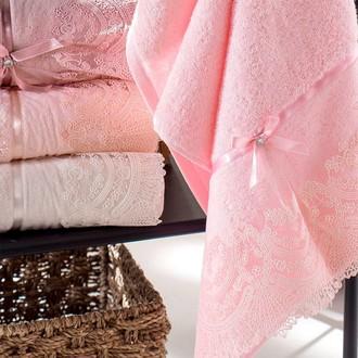 Набор полотенец для ванной 6 шт. Pupilla VITA бамбуковая махра