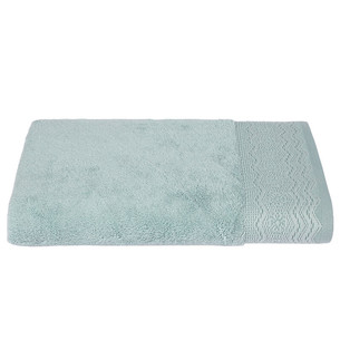 Набор полотенец для ванной 6 шт. Ozdilek ANISSA хлопковая махра мятный 50х90