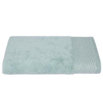 Набор полотенец для ванной 6 шт. Ozdilek ANISSA хлопковая махра мятный