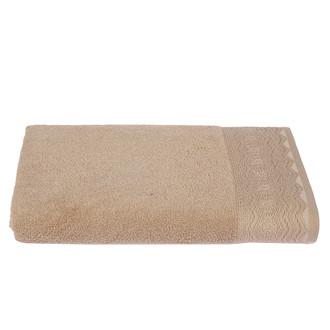 Набор полотенец для ванной 4 шт. Ozdilek ANISSA хлопковая махра кофейный