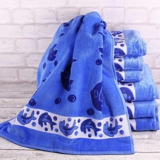 Набор полотенец для ванной 4 шт. Ozdilek DOLPHIN хлопковый велюр