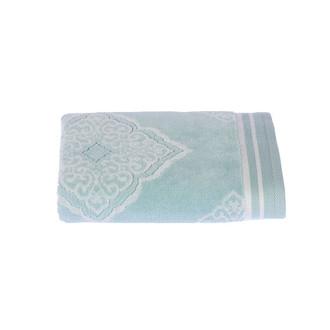Набор полотенец для ванной 6 шт. Ozdilek MABEL хлопковая махра ментол